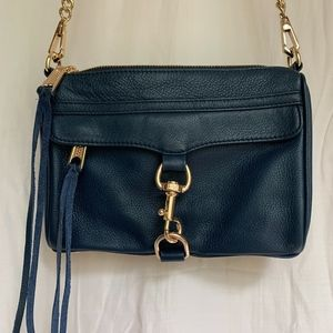 Rebecca Minkoff Crossbody Bag - Navy Blue